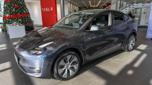 Tesla začala v Číně prodávat Model Y vyráběný v Šanghaji