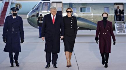 Trump za svého prezidentování zchudnul o 700 milionů dolarů