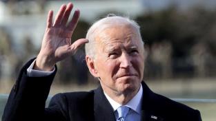 Joe Biden složil prezidentskou přísahu
