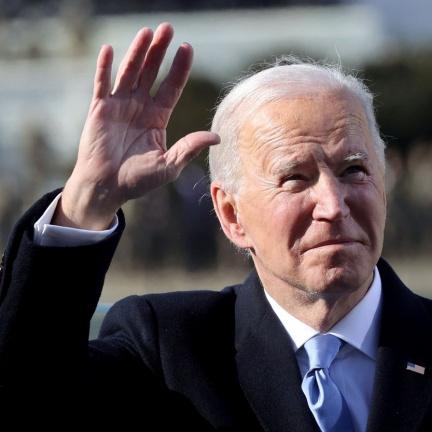 Joe Biden složil prezidentský slib a ujal se úřadu