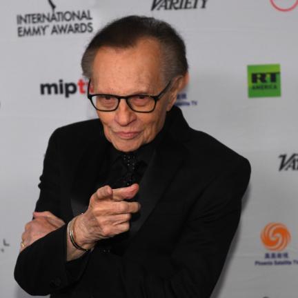 Zemřel legendární moderátor Larry King