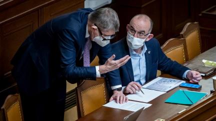 Registrační systém k očkování se od února otevírat nebude, prohlásil Babiš
