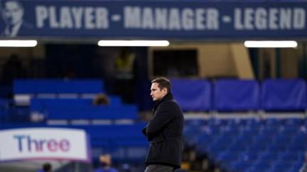 Lampard skončil v Chelsea, nahradí ho Tuchel