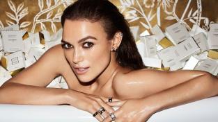 Keira Knightleyová v reklamě značky Chanel