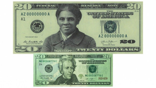 Harriet Tubmanová vystřídá na dvacetidolarovce Andrewa Jacksona