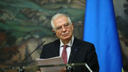 Šéf diplomacie EU napsal, že Rusko nechce dialog. Moskva reaguje údivem