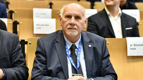 Pavel Rychetský, předseda Ústavního soudu České republiky