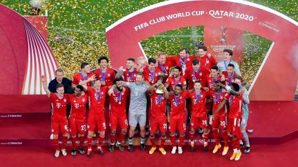 Bayern Mnichov vyhrál MS klubů a šestou trofejí vyrovnal rekord Barcelony
