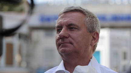 Policie obvinila Mynáře z poškozování finančních zájmů EU