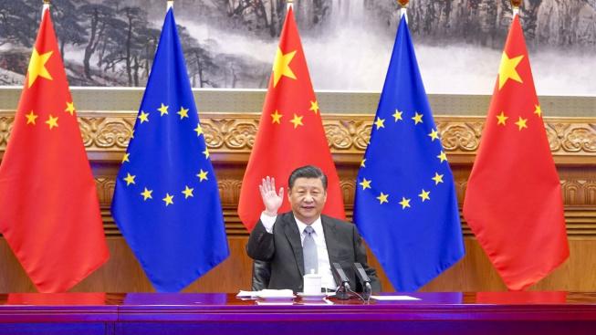 Čína se stala největším obchodním partnerem Evropské unie, a předstihla tak loni na této pozici Spojené státy.