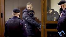 Evropský soud pro lidská práva požaduje propuštění Navalného