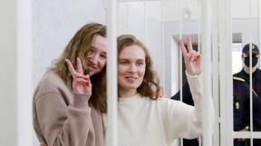 běloruské novinářky