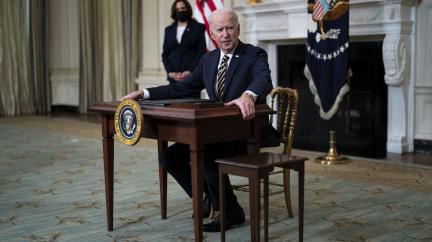 Biden mění imigrační politiku USA
