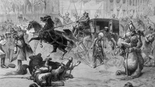Atentát na ruského cara Alexandra II. z 1. (13.) března 1881