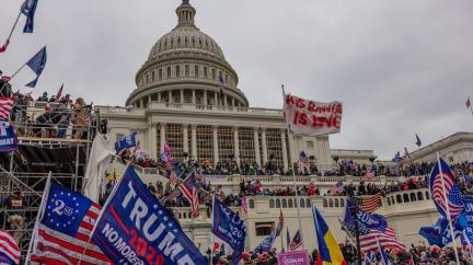 Další útok na americký Kapitol? Policie varuje před možným úderem na sídlo Kongresu