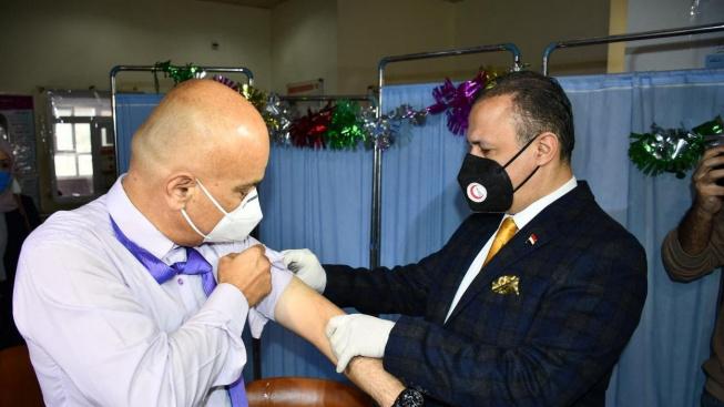 čínská vakcína Sinopharm byla použitá také v Iráku
