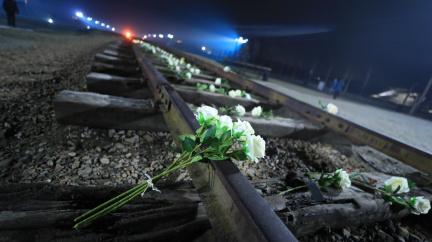 Připomenutí výročí vyhlazení terezínského rodinného tábora v Osvětimi