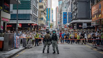 Čína schválila volební zákon pro Hongkong, omezuje prostor pro demokratickou opozici