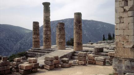 Bezbariérové přístupy budovali už staří Řekové