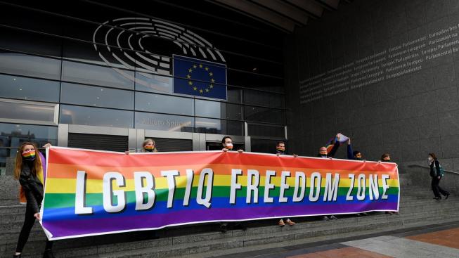 Evropský parlament a práva LGBT+
