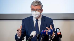 Povinné testování bude podle ministra průmyslu a obchodu Karla Havlíčka platit i pro firmy od deseti do 49 zaměstnanců