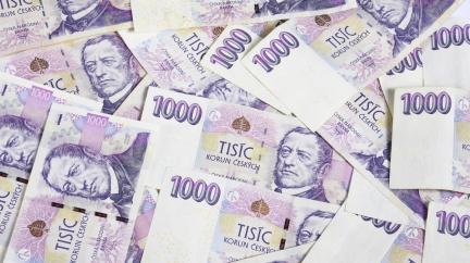 Finanční správa začíná vyplácet nový příspěvek 1000 korun denně
