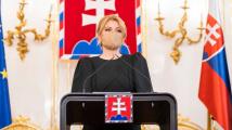 Slovenská prezidentka Čaputová vyzvala premiéra k demisi