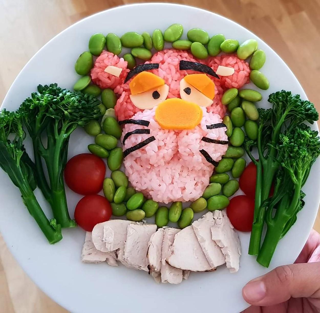 Jak přimět dítě jíst zeleninu