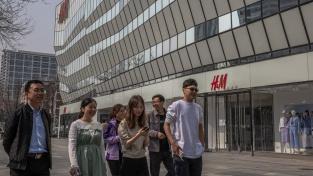 H&M už dříve uvedla, že ji znepokojují zprávy o nucené práci v provincii Sin-ťiang