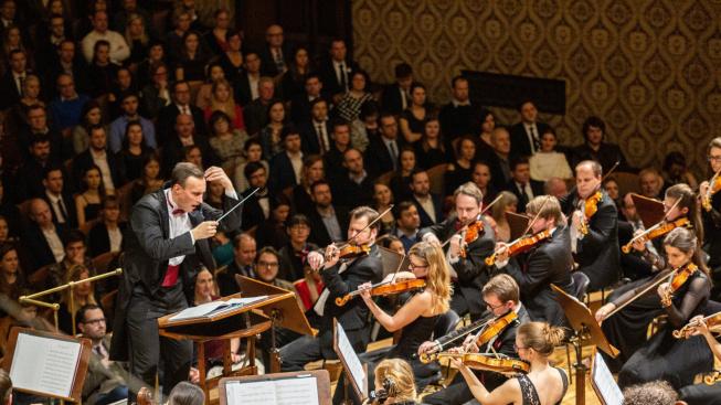 Filmová filharmonie v Rudolfinu
