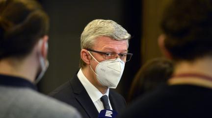 Část opozice chce, aby Havlíček skončil ve vládě kvůli tendru na Dukovany
