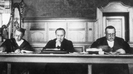Při investigativní novinařině šlo o krk už před 90 lety