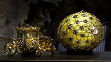 Milionová koleda? Fabergého vejce jsou nejžádanější klenoty na světě