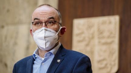Aktualizováno: Blatný končí, novým ministrem zdravotnictví bude Arenberger