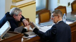 Návrh premiéra Andreje Babiše na vytvoření komerční banky v rukou státu není podle předsedy KSČM Vojtěcha Filipa dostatečně přesvědčivý