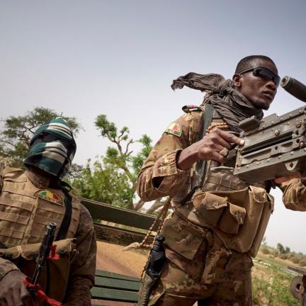 Bez potřebných reforem nemá mise EU v Mali smysl