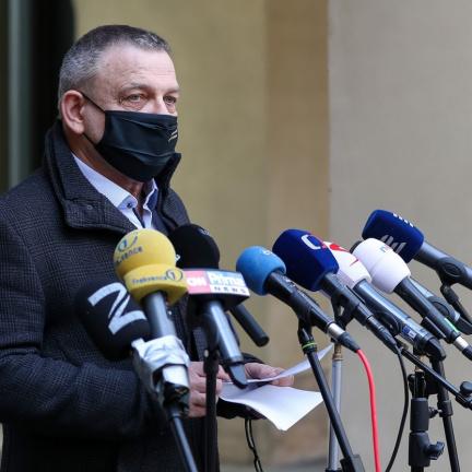 Zaorálek zůstane ministrem kultury, ČSSD do čela ministerstva zahraničí navrhne Kulhánka