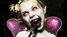 Hororová holčička