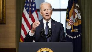"""""""Nastal čas, aby američtí vojáci odešli domů,"""" řekl Biden"""