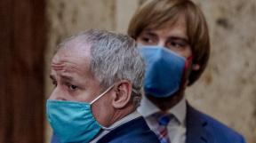 bývalí ministři zdravotnictví Roman Prymula a Adam Vojtěch