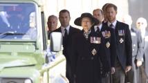 Británie se loučí s princem Phillipem