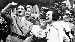Adolf Hitler s Leni Riefenstahlovou