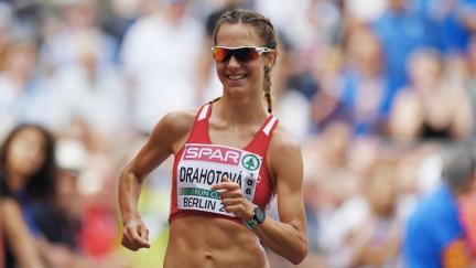 Chodkyně Drahotová je v šoku: Měla pozitivní test na doping, vinu ale odmítá
