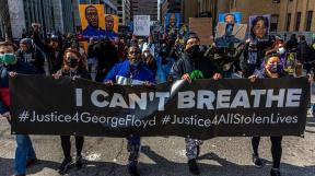 protesty Black Lives Matter