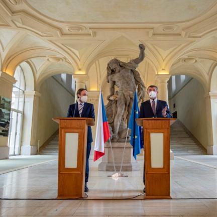 Ministr Kulhánek dal ultimátum ruskému velvyslanci