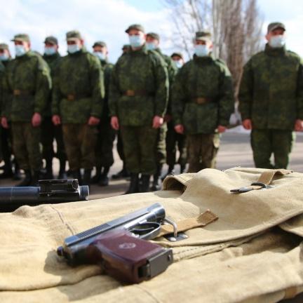 Chtěli bojovat na straně proruských separatistů. Soud dnes poslal jednoho z nich do vazby