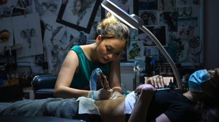 Zapovězené tetování je pro ženy jako vysvobození
