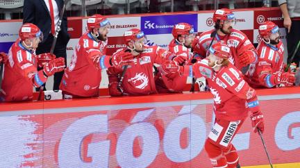 Hokejisté Třince obhájili extraligový titul