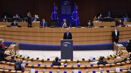 Základ nového vztahu EU s Londýnem. Europoslanci schválili dohodu s Británií