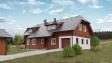Roubenka jako druhý domov s vůní dřeva